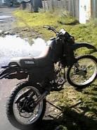 Yamaha DT125, 1990