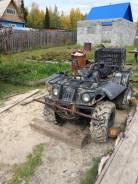 Jianshe JS 400 ATV-2, 2007