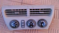 Блок управления климат-контролем. Toyota Vista, SV50, SV55, ZZV50 Toyota Vista Ardeo, SV50, SV50G, SV55, SV55G, ZZV50, ZZV50G