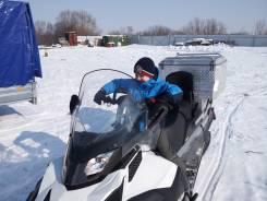 BRP Ski-Doo Skandic WT 600 H.O. E-TEC, 2012