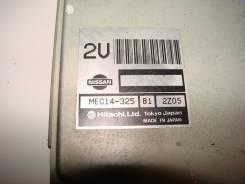 Блок управления ДВС VQ20 237106Y400
