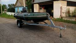 Продам лодку Golfstream