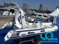 Лодка РИБ Mercury Stormline 490-Для любителей активного отдыха