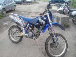 Yamaha WR 250, 2001