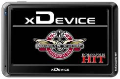 GPS-навигатор xDevice microMAP-Indianapolis HIT