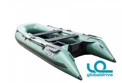 Надувная лодка HDX Classic 390 от официального дилера