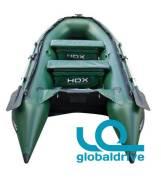 Надувная лодка HDX Oxygen 280 от официального дилера.