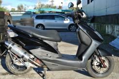 Yamaha Cygnus X125, 2008