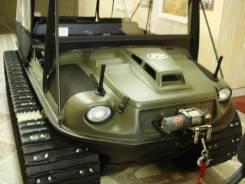 Argo 8x8 750 HDi, 2012