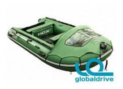 Надувная лодка HDX Helium 390 от официального дилера. НДНД
