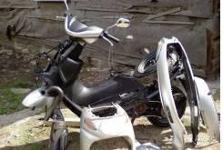 Suzuki Address V110, 2004