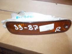 Повторитель в бампер правый NS Bluebird U14 33-87