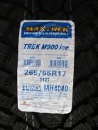 Maxtrek Trek M900 ice. Зимние, под шипы, 2019 год, без износа