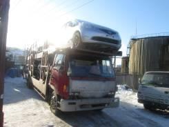 Услуги автовоза на 5 мест оборудован лебедкой
