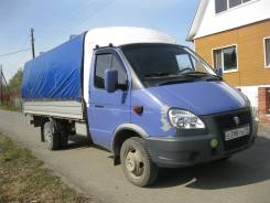 Длинная газель ГАЗ 330202