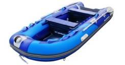Лодка Scandic Fishlight iD-300 + подвесной мотор Mercury ME F 5M