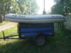 Моторная лодка solar 350, 2011 г. в.