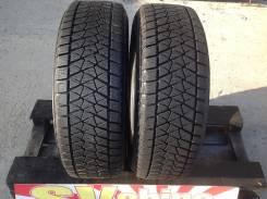 Bridgestone Blizzak DM-V2. зимние, 2014 год, б/у, износ 10%