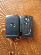 Смарт ключ, чип-ключ Subaru , Субару , правый руль