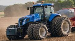New Holland T8.390, 2013