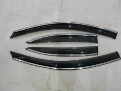Ветровики Nissan March 13 (2010-2015) год