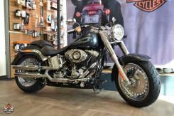 Harley-Davidson Softail Fat Boy, 2015