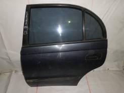 Дверь левая задняя Toyota Corona, AT190, 4AFE