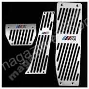 Накладки на педали BMW X6 2008-2014 E71
