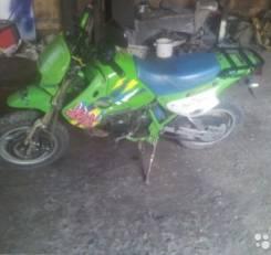 Kawasaki KSR50, 1995