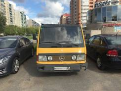 Mercedes-Benz MB100, 1993
