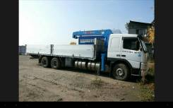Услуги самогруза 15 тонн