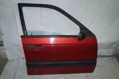 Дверь передняя правая Volkswagen Passat, B3
