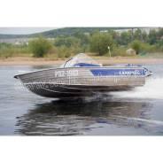 Продам моторную лодку Салют-480