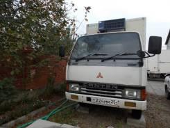 Продается грузовик М-кантер рефка
