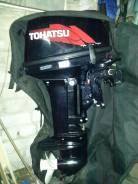 Продам лодочный мотор тохатсу 18