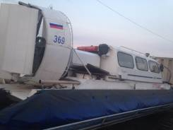 """Продам катер на воздушной подушке """"Хивус - 10"""""""