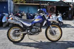 Kawasaki Super Sherpa 250, 1998