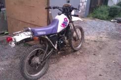 Yamaha DT50, 2003