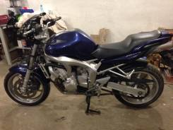 Yamaha FZ 6, 2004