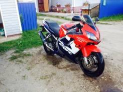 Honda CBR 600F4i, 2002