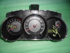Панель приборов. Nissan Tiida, C11, SC11, 11