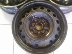 Стальные диски 16 5x114.3 ET45; 6.5J 60,1mm (3 шт)