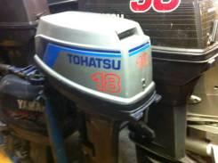 Лодочный мотор Tohatsu-18