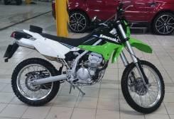 Kawasaki KLX 250, 2015