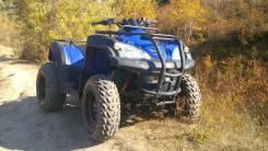 Adly ATV 320U, 2012