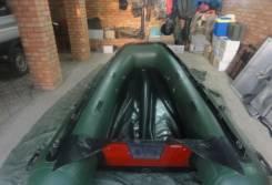 Продам лодку стингрей 360 и мотор сузуки DT 15 2013г или обменяю