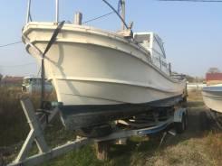 Продам лодку Yamaha FC27.