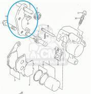 Скоба переднего суппорта Suzuki RM85 02-12 _ 59350-03B00
