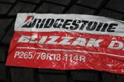 Bridgestone Blizzak DM-V1, 265/70R18, 285/60R18