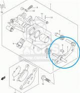 Скоба заднего суппорта Suzuki RM85 02-12 _ 69350-03B00
